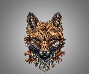 animal, art, and beautiful image
