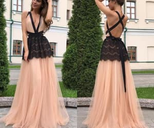 prom dress and country dress image
