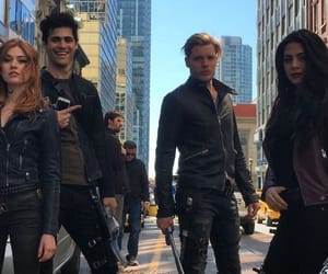 shadowhunters, alec lightwood, and maleç image