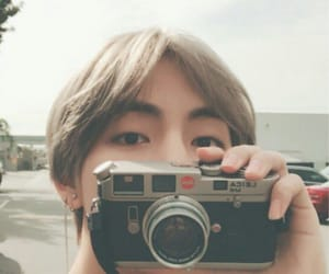 bts, taehyung, and v image