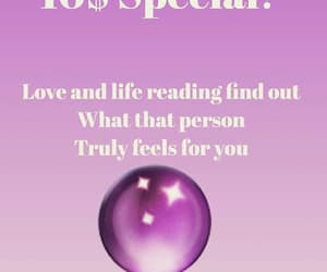 psychic, lovequotes, and positivevibes image