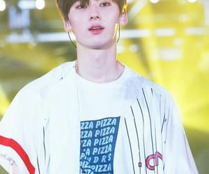 lights, minhyun, and cute image
