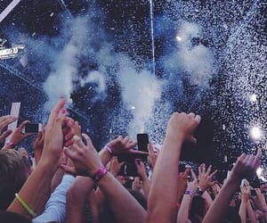 music, party, and concert image