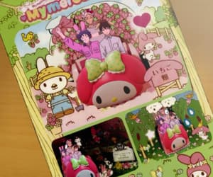 anime, my melody, and yuu image