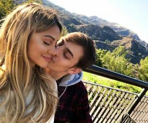 boyfriend, girlfriend, and relationship goals image