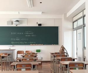 classroom, inspiration, and japan image