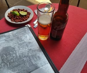 beer and oaxaca image
