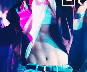 abs, fake love, and jk image