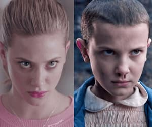 Betty, eleven, and once image