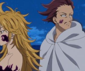 anime, ban, and gloxinia image