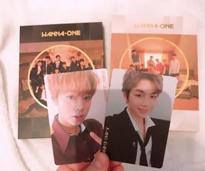 wanna one, kpop album, and kang daniel image