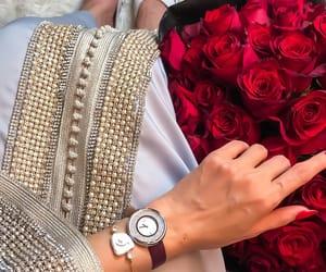 arabian, fashion, and flower image