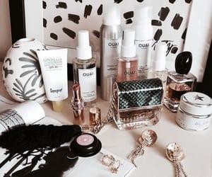 makeup, perfume, and beauty image