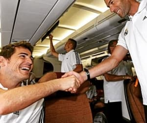 real madrid, love, and iker casillas image
