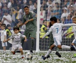 family, real madrid, and love image