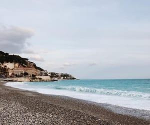 sea, summer, and mood image