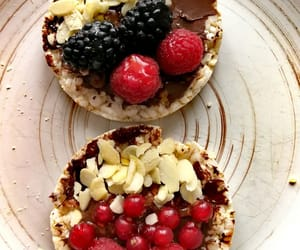 breakfast, chocolate, and fitness image