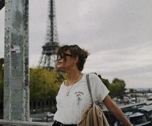 girl, indie, and paris image