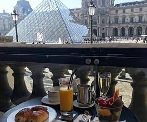 food, champs elysee, and luxury image