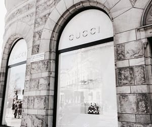 gucci, architecture, and aesthetic image