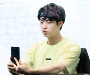 jin, korea, and jungkook image