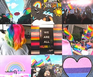 bisexual, lgbt, and love is love image