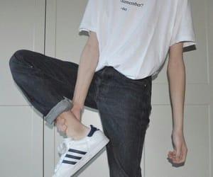 adidas, fashion, and grunge image