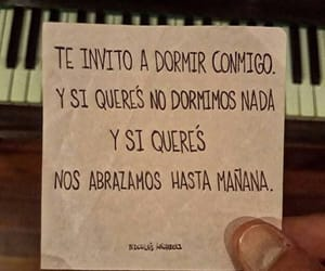 amor, dormir, and post it image
