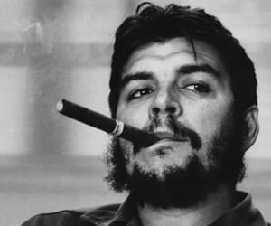 che, Che Guevara, and cigar image
