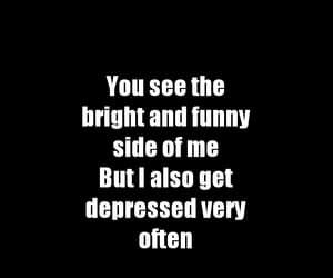 black, depressed, and me image