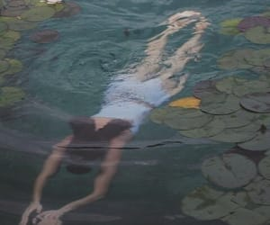 water, grunge, and indie image