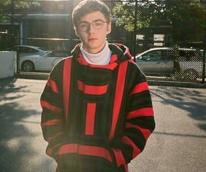 miles heizer, alex standall, and boy image