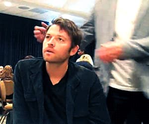 gif, Jensen Ackles, and castiel image