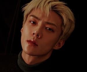 exo, sehun, and icon image