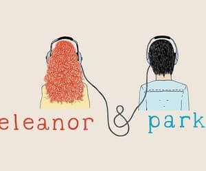 book, rainbow rowell, and eleanor & park image