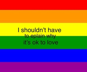 asexual, gay, and pride image