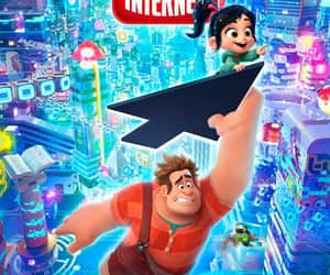 animations, ralph breaks the internet, and disney image