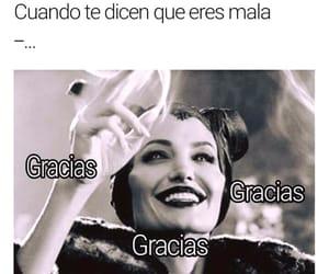 mala, memes, and risas image