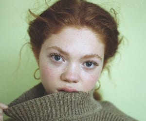alternative, beauty, and ginger image