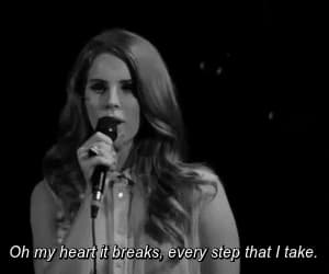 gif, ️lana del rey, and born to die image