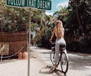 bike, Dream, and travel image