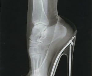 heels, shoes, and bones image
