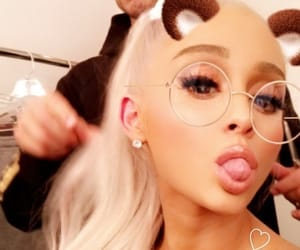 icons, lq, and ariana grande image