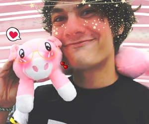 kawaii, pink, and bryan image