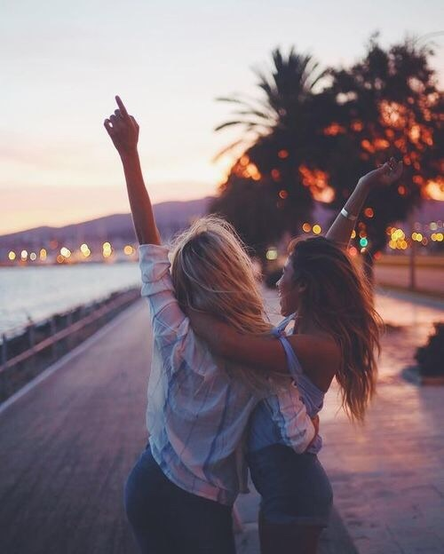 article, friendship, and happy image