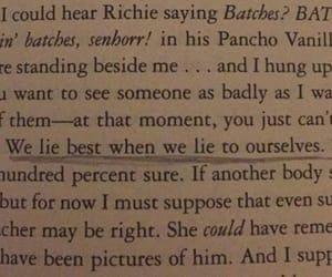 book, books, and liar image
