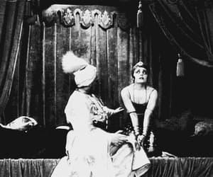 gif, theda bara, and vintage image