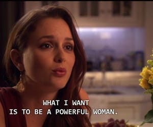 gossip girl, Powerful, and blair waldorf image