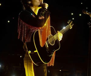 Harry Styles, guitar, and mexico image