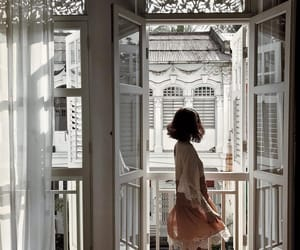girl, photography, and aesthetic image
